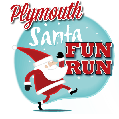 Plymouth Santa Fun Run 2018